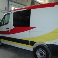 Ambulancia A1 TNA MB Sprinter 09