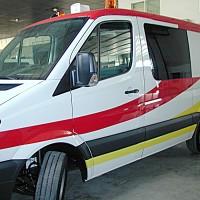 Ambulancia A1 TNA MB Sprinter 10