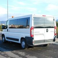 Ambulancia A2 Peugeot BOXER AMCOEX 01