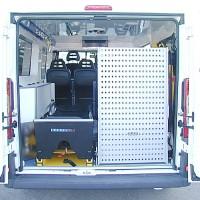 Ambulancia A2 Peugeot BOXER AMCOEX 10