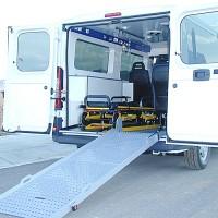 Ambulancia A2 Peugeot BOXER AMCOEX 12