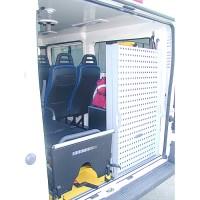 Ambulancia A2 Peugeot BOXER AMCOEX 13