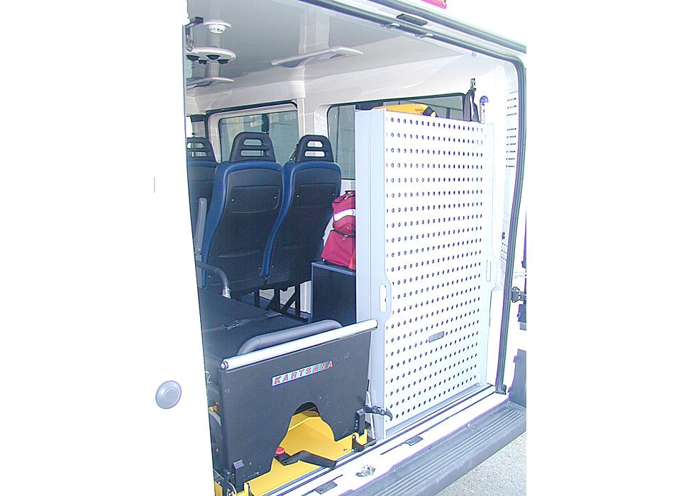 A2  U00b7 Ambulancia  U00b7 Peugeot Boxer
