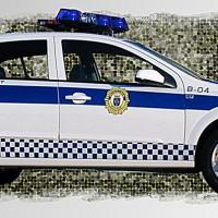 Seguridad Policia Local Patrulla 01