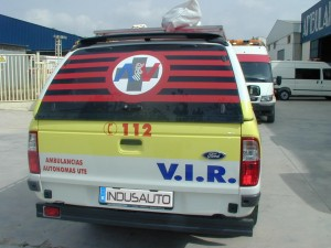 ambulancia VIR F Ranger 20604905
