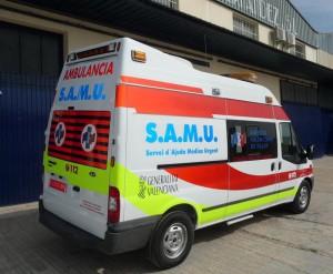 ambulancia c samu 21021001