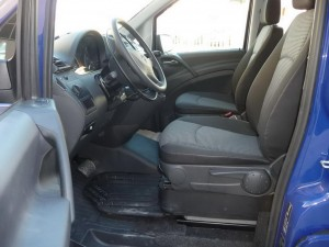 mercedes vito adapted driver