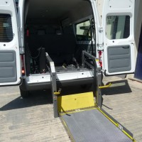reduced mobility bus ford transit (2)