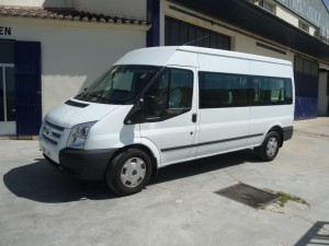 reduced mobility bus ford transit (6)