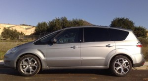turny adapted seat ford s-max