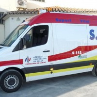 AMBULANCE B MERCEDES SPRINTER