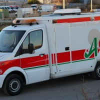 AMBULANCE C MERCEDES SPRINTER (10)