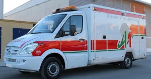 AMBULANCE C MERCEDES SPRINTER (5)