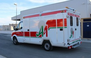 AMBULANCE C MERCEDES SPRINTER (6)
