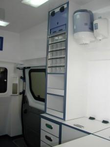 renault trafic furgoneta veterinario