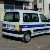 police peugeot partner